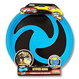 Wham-O Pets Hyper Ring Dog Frisbee, 10.25\