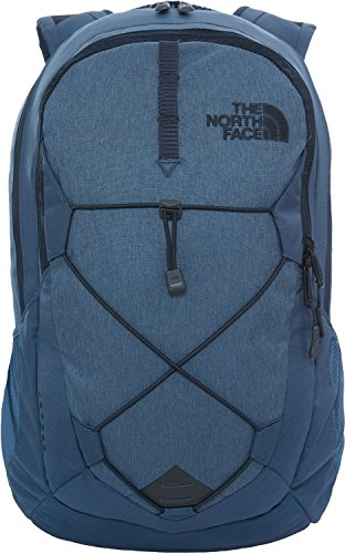 Find Discount The North Face Jester Backpack Shady Blue Heather/Urban Navy Size One Size