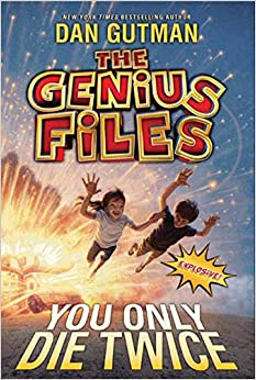 How many genius files books are there