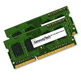 Apple Certified 4GB Kit (2 x 2GB) DDR3 1333MHz 204-pin SODIMM RAM Memory Upgrade for the Apple iMac Aluminum 27