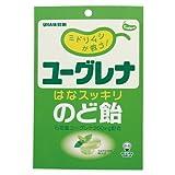 味覚糖 ユーグレナのど飴 71g×6袋