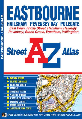 Eastbourne Steet Atlas (Street Atlas)