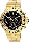 BVLGARI (ブルガリ) 腕時計 CH40GGDTA ディアゴノプロフェッショナル ブラック メンズ [並行輸入品]