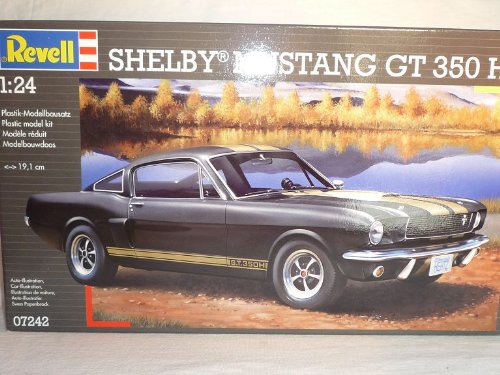 revell shelby mustang gt 350 h preisvergleich modellauto. Black Bedroom Furniture Sets. Home Design Ideas