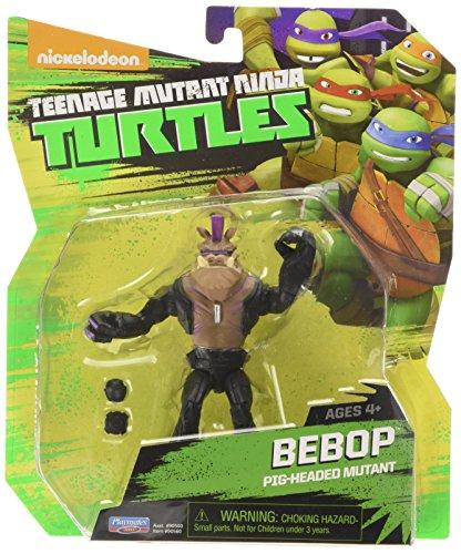 Teenage Mutant Ninja Turtles - Action Figure di Bebop