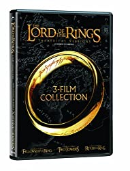 The Lord of the Rings: The Motion Picture Trilogy - Theatrical Edition (The Fellowship of the Ring / The Two Towers / The Return of the King )