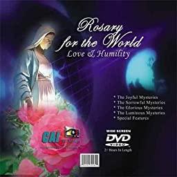 Rosary for the World-Love & Humility, The Joyful Mysteries