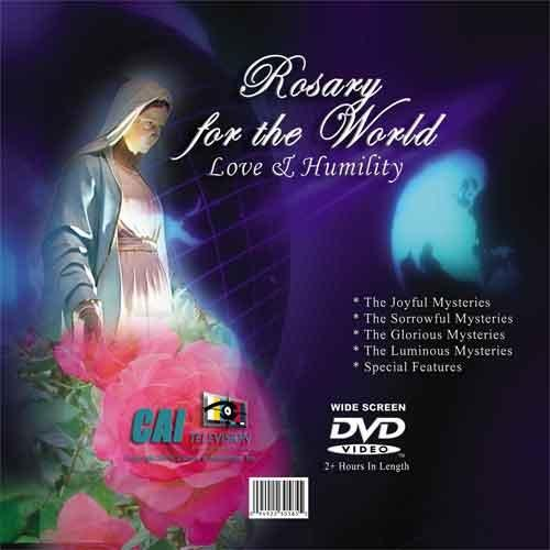 Rosary for the World-Love & Humility, The Glorious Mysteries