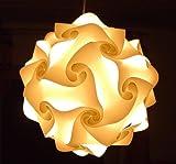 Puzzle-Hängelampe LAMPADA ROMANTICA Größe L