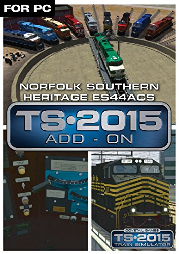 Norfolk Southern Heritage Es44Acs Loco Add-On [Download]