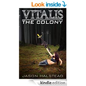 The Colony (Vitalis Book 2)