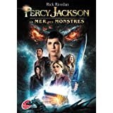 Percy Jackson - Tome 2 - La mer des monstres (édition avec affiche du film en couverture)