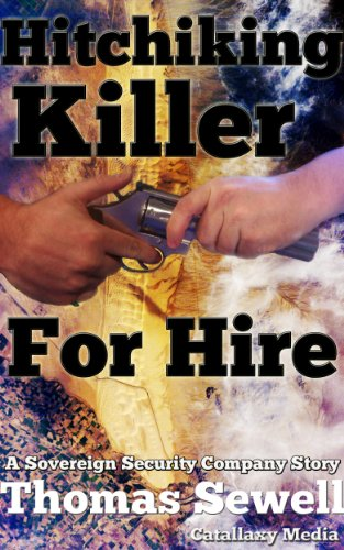 Image of Hitchhiking Killer For Hire (Sharper Security Book 0)