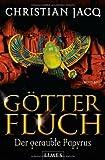 Götterfluch - Der geraubte Papyrus: Roman