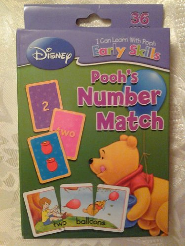 Disney I Can Learn with Winnie Pooh (Pooh's Number Match) - 1