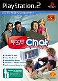 echange, troc Eye toy chat + camera