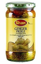 Shan Ginger Pickle, 300g