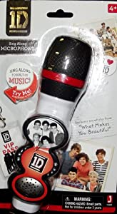 1D One Direction Sing Along Microphone from Zoofy International LLC