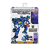 Breakdown Transformers Construct-Bots Scout Figure