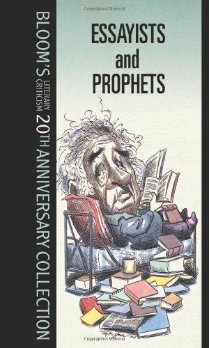 harold bloom essayists and prophets Essayists and prophets (harold bloom.