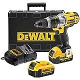 DEWALT DCD985M2 20V MAX Lithium-Ion Premium Hammerdrill Kit