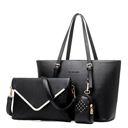 vintage-damen-leder-shopper-hobos-totes-handtasche-and-umhangetaschen-set
