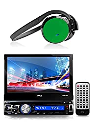 See 1 X New Pyle PLBT73G 7-inch Bluetooth CD/Multimedia AM/FM Radio AUX Input Player Stereo Receiver With GPS Navigation Headunit with Built-in Mic for Hands-Free Call Answering Touch Screen USB/SD Card Readers + 1 X PHBT5G Stereo Bluetooth Streaming Wireless Details