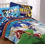 Sega Sonic The Hedgehog Twin Comforte...