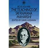 Be as You Are: The Teachings of Sri Ramana Maharshi (Compass) ~ Sri Ramana Maharshi