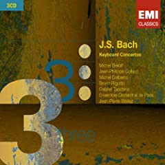 Keyboard Concerto in D BWV1054 (1994 Remastered Version): I. [Allegro]