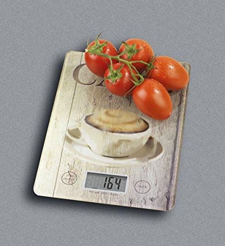 Wenko 25221100 Café Balance de Cuisine 25,8 x 17,0 x 3,0 cm
