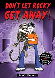 Children's book: Don't Let Rocky Get Away! (Parents Library Collection, Stories about toys, Values and principles, Children's Books Ages 6-8, Moral stories Book 3)