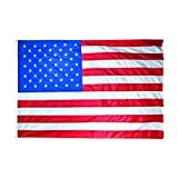 Advantus All-weather outdoor u.s. flag, 100% heavyweight nylon, 5 ft. x 8 ft. MBE002270