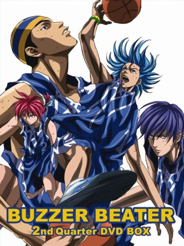 BUZZER BEATER 2nd Quarter DVD-BOX