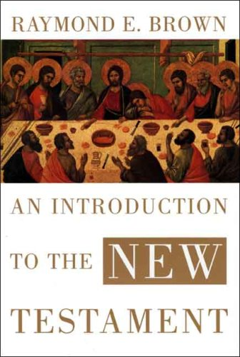 Introduction to the New Testament (The Anchor Yale Bible Reference Library)
