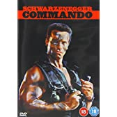 Commando [DVD] [Import]