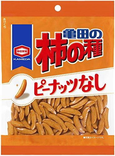 亀田の柿の種100% 130g×12袋