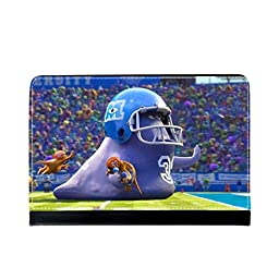 Generic Print Monsters University Out Of The Ordinary For Ipad Mini 1 Leather Case Cover For Girls
