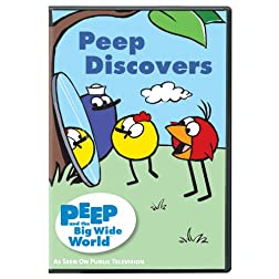 Peep & Big Wide World: Peep Discovers