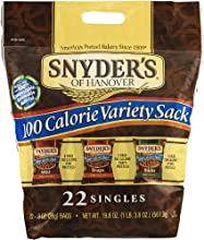 Snyder39s of Hanover 100 Calorie Variety Sack - 22 CT