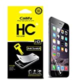 "iPhone 6 4.7 "" screen protector Cailifu [HD Clear] Highest Quality Premium High Definition Ultra Clear Screen protector with Lifetime Replacement Warranty [6-Pack] - Retail Packaging 2014"