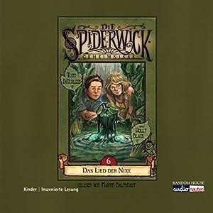 Das Lied der Nixe (Die Spiderwick Geheimnisse 6) Hörbuch