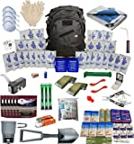 Urban Survival Kit Deluxe for Four People