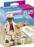 Playmobil - 4766 - Jeu de Construction - Pizzaiolo