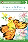 Princess Buttercup: A Flower Princess Story (All Aboard Reading)