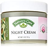 Nature's Gate Avocado Night Cream, 2 Ounce