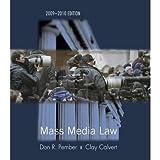 Mass Media Law 2009/2010 Edition eBook: Clay Calvert