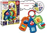 Fisher Price Laugh N Learn Learning Keys IN GREEK