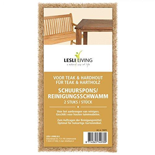 Reiningsschwamm 2er Set für Holz günstig kaufen