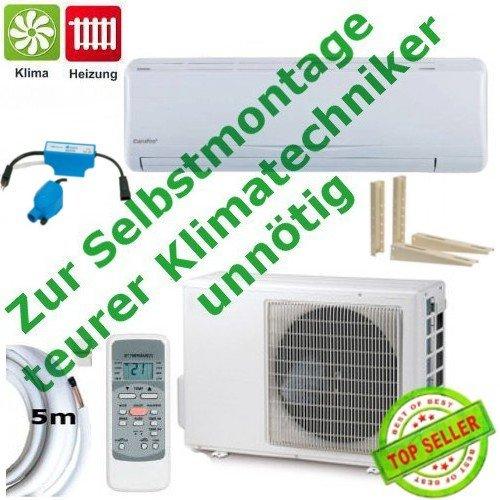 Split Klimaanlage DC Inverter 2,8 kW MSR23-09HRDN1-QE Comfee Komplettset